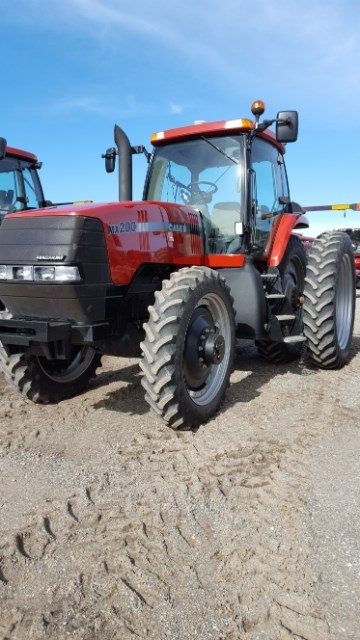 2001 Case MX200 Tractor For Sale