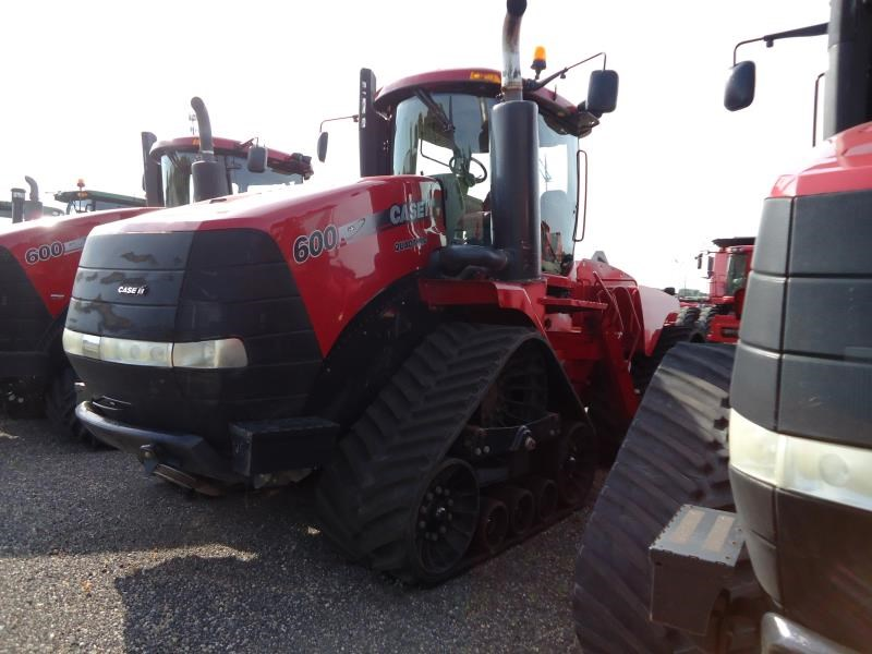 2011 Case IH 600 QUAD Tractor For Sale