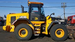 Wheel Loader  2015 JCB 427ZX