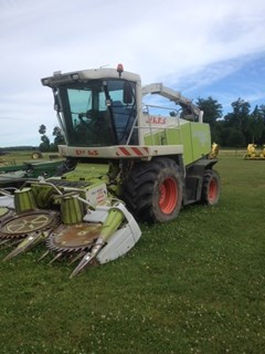 Forage Harvester-Self Propelled For Sale 2008 Claas Jaguar 850