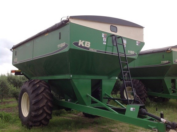 2014 Killbros 1185 Grain Cart For Sale