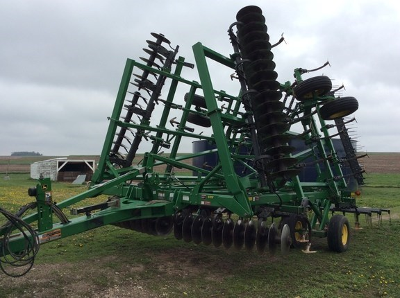 2011 John Deere 2310 Mulch Finisher For Sale