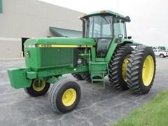 Tractor For Sale:  1992 John Deere 4560 , 172 HP