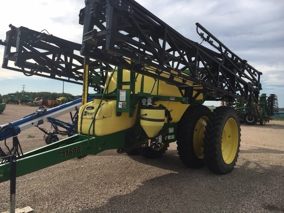 2009 Top Air TA 1600 Sprayer-Pull Type For Sale