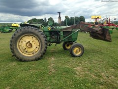 Tractor For Sale:  1969 John Deere 2510 , 53 HP