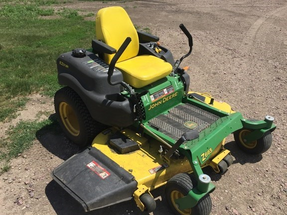 2014 John Deere Z665 Riding Mower For Sale