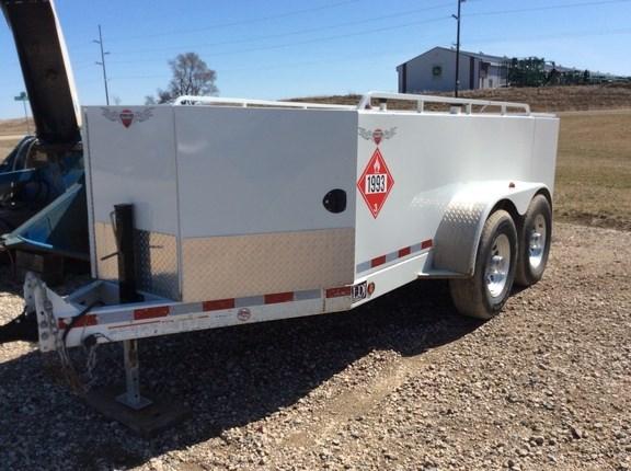 2011 Thunder Creek ADT990 Utility Trailer For Sale