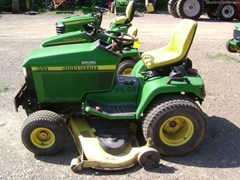 Riding Mower For Sale:  2001 John Deere 455 , 22 HP