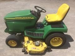 Riding Mower For Sale 1998 John Deere 345 , 20 HP