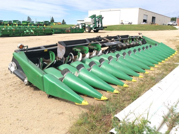 2006 Gerringhoff 1622 Header-Corn For Sale