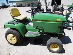 Riding Mower For Sale 1993 John Deere 425 , 20 HP