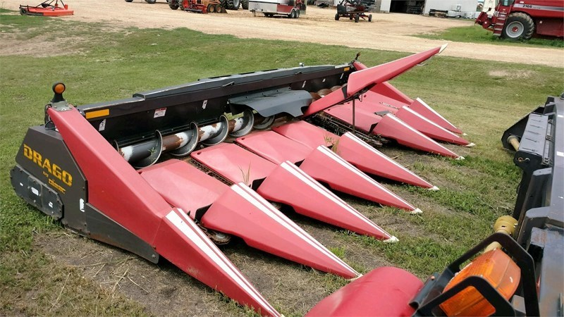 2008 Drago 830 Header-Row Crop For Sale