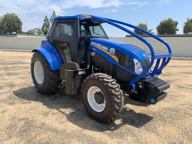 2017 New Holland T4.120DC Tractor For Sale