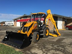 Loader Backhoe  2016 JCB 3CX , 53 HP
