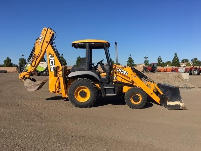 2013 JCB 3CX14 Loader Backhoe