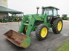 Tractor For Sale:  1988 John Deere 3155 , 106 HP