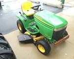 Riding Mower For Sale: John Deere LX280, 18 HP