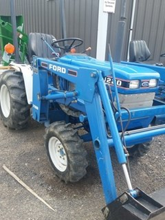 Tractor For Sale:  1989 Ford 1220 , 16 HP