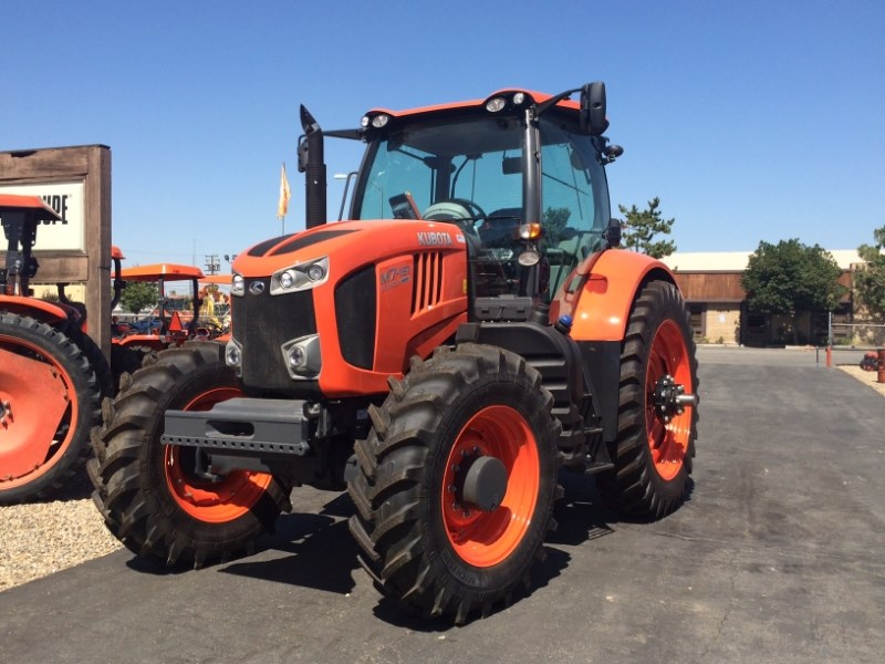 2016 Kubota M7.151 Tractor For Sale