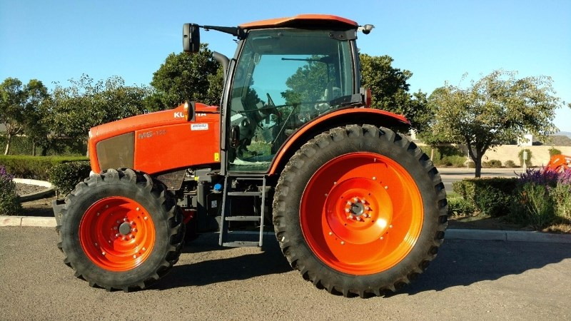 2018 Kubota M6.111 Tractor For Sale