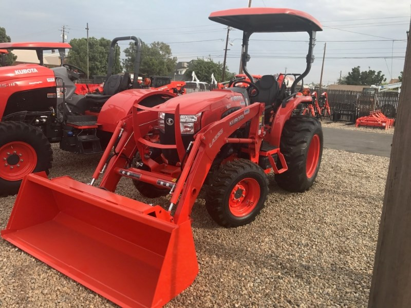 2020 Kubota Grand L3560GST Tractor For Sale