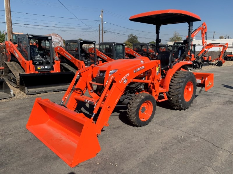 2018 Kubota L3301HST Tractor For Sale