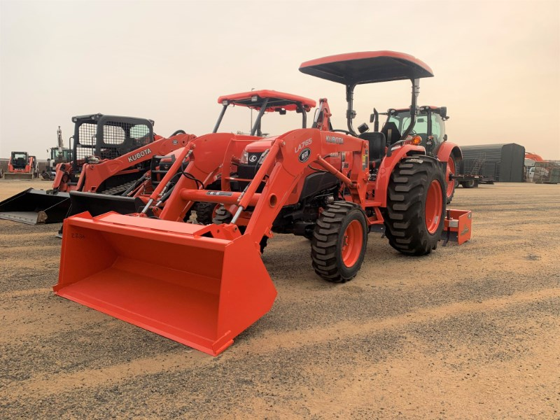 2017 Kubota L4701DT Tractor For Sale