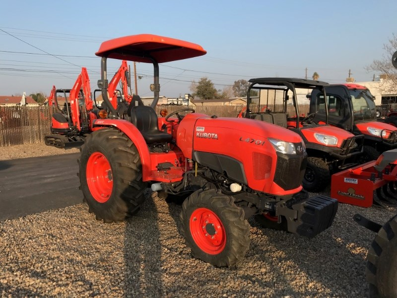 2016 Kubota L4701HST Tractor For Sale