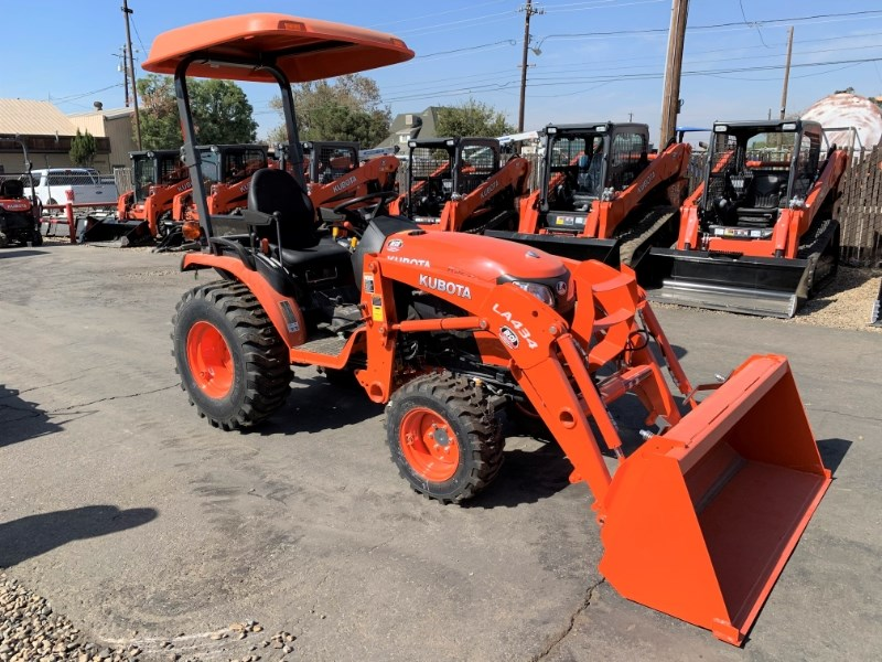 2018 Kubota B2301HSD Tractor For Sale