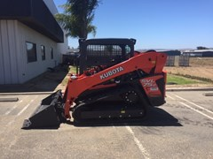 Skid Steer-Track For Sale 2018 Kubota SVL75 , 74 HP