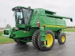 Combine For Sale 2000 John Deere 9650STS