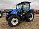 Tractor For Sale:   New Holland T6.155 4x4 w/ Loader , 125 HP