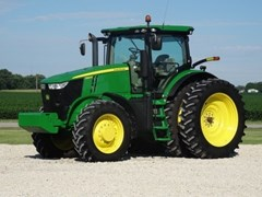 Tractor For Sale 2013 John Deere 7260R , 260 HP