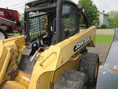 Skid Steer For Sale 2001 John Deere 260