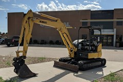 Excavator Mini For Sale:  2016 Kobelco SK55SRX-6E