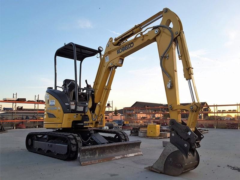 2016 Kobelco SK25SR-6E Excavator Mini For Sale