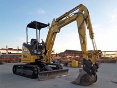 Excavator For Sale:  2016 Kobelco SK25SR-6E