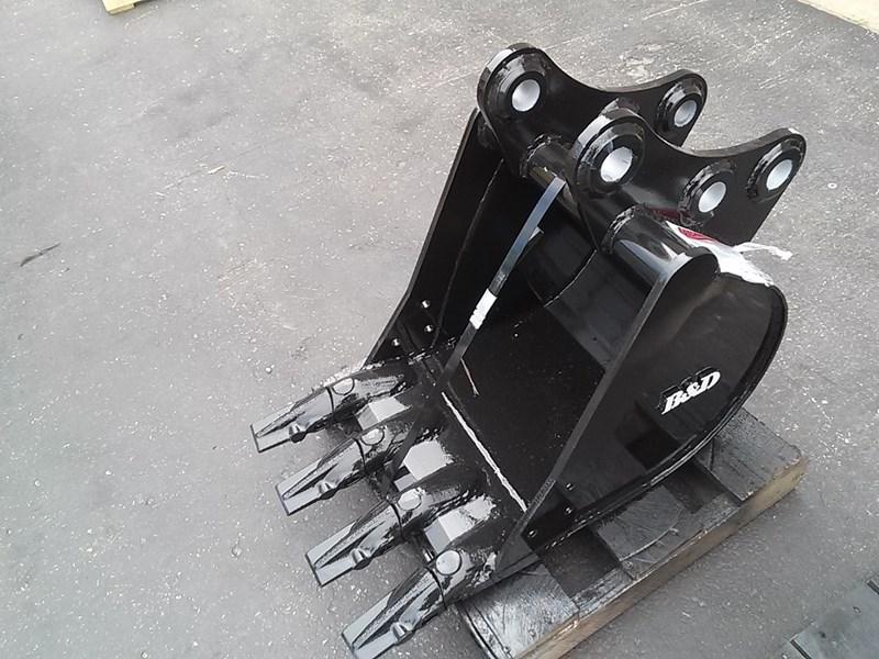2016 B&D Fabricators SK35GP18 Excavator Bucket For Sale