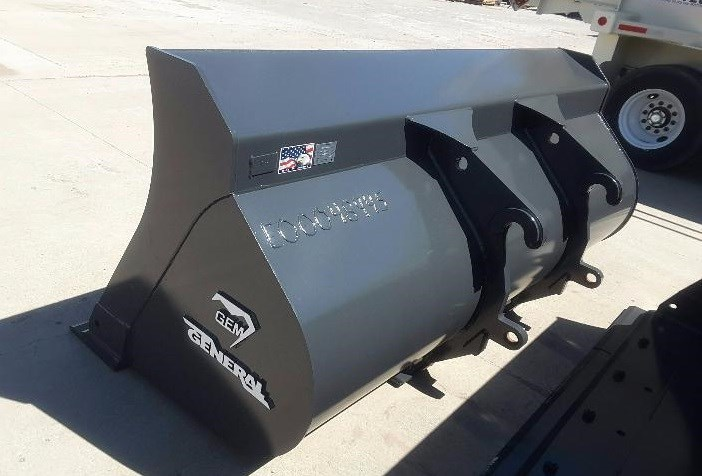 2016 GEM WA270B Loader Bucket For Sale