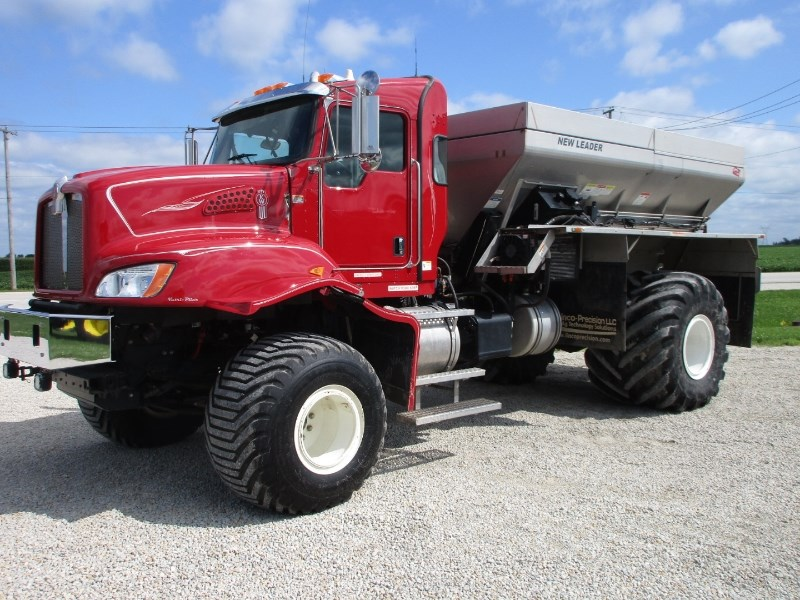 2014 Kenworth LINCO AGGRESSOR Floater/High Clearance Spreader For Sale