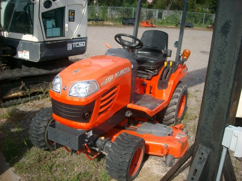 2007 Kubota BX2350 Tractor - Compact For Sale