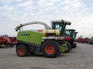 Forage Harvester-Self Propelled For Sale:  2006 Claas 870GE