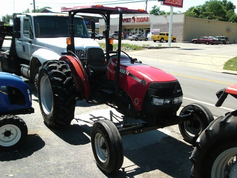 2010 Case IH FARMALL 65 Tractor For Sale