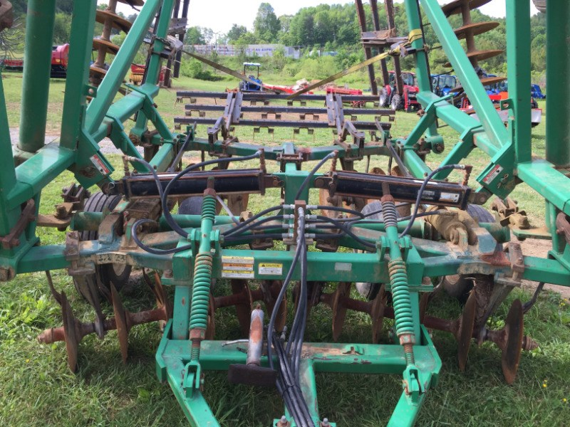 1985 Taylor Pittsburgh 58608 Disk Harrow For Sale