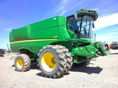 Combine For Sale: 2013 John Deere S670, 373 HP