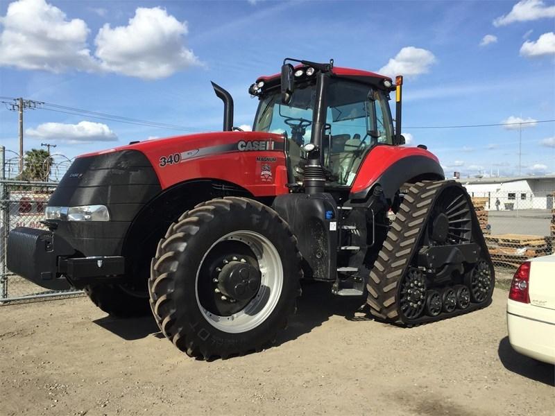 2014 Case IH MAGNUM 340 ROWTRAC Tractor