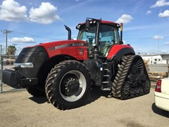 Tractor  2014 Case IH MAGNUM 340 ROWTRAC , 340 HP