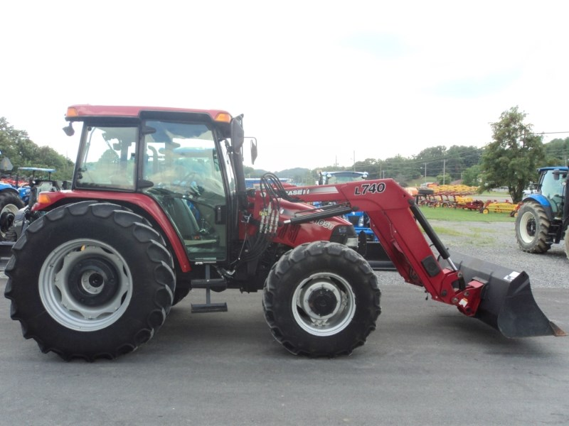 2011 Case IH Farmall 105U Tractor For Sale