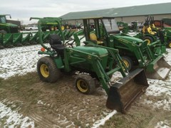 Tractor For Sale 1992 John Deere 755 , 20 HP