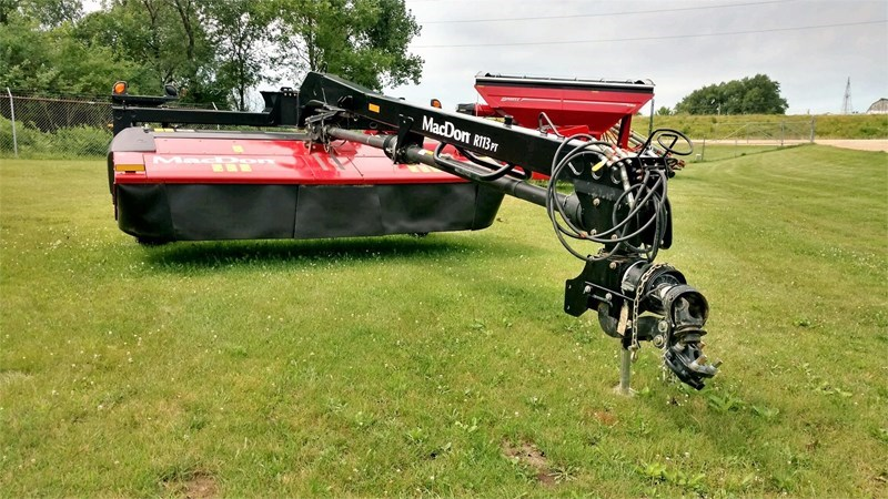 2016 MacDon R113 Mower Conditioner For Sale